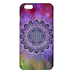 Flower Of Life Indian Ornaments Mandala Universe Iphone 6 Plus/6s Plus Tpu Case