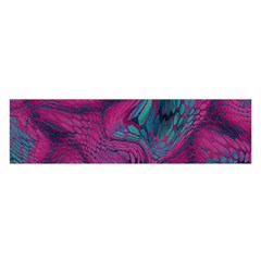 ASIA DRAGON Satin Scarf (Oblong)