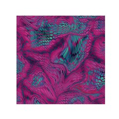 Asia Dragon Small Satin Scarf (square)