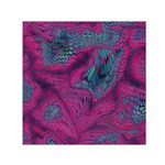 ASIA DRAGON Small Satin Scarf (Square) Front