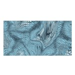 FROST DRAGON Satin Shawl Front