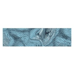 FROST DRAGON Satin Scarf (Oblong)