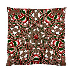 Christmas Kaleidoscope Standard Cushion Case (One Side)
