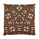Christmas Kaleidoscope Standard Cushion Case (Two Sides) Front
