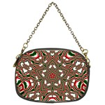 Christmas Kaleidoscope Chain Purses (Two Sides)  Front
