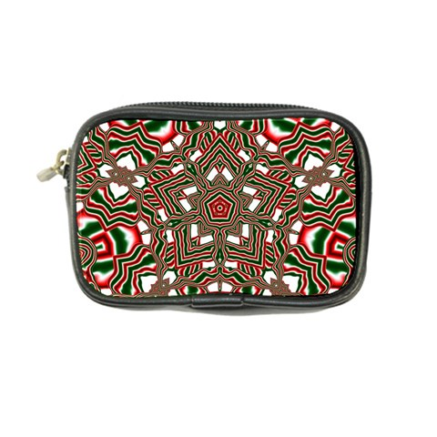 Christmas Kaleidoscope Coin Purse