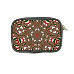 Christmas Kaleidoscope Coin Purse Back