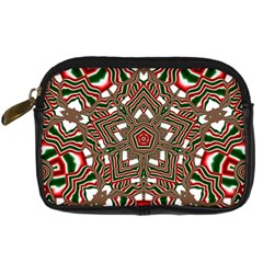 Christmas Kaleidoscope Digital Camera Cases