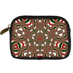 Christmas Kaleidoscope Digital Camera Cases Front