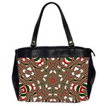 Christmas Kaleidoscope Office Handbags (2 Sides)  Front
