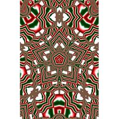 Christmas Kaleidoscope 5.5  x 8.5  Notebooks
