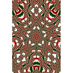 Christmas Kaleidoscope 5.5  x 8.5  Notebooks Front Cover