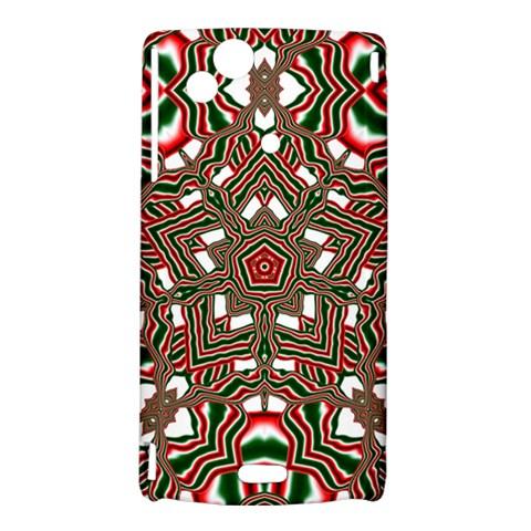 Christmas Kaleidoscope Sony Xperia Arc