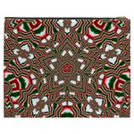 Christmas Kaleidoscope Cosmetic Bag (XXXL)  Back