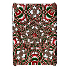 Christmas Kaleidoscope Apple iPad Mini Hardshell Case