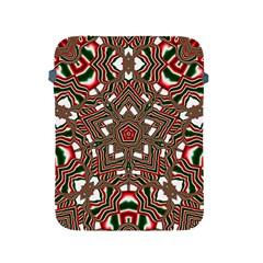 Christmas Kaleidoscope Apple iPad 2/3/4 Protective Soft Cases