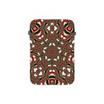 Christmas Kaleidoscope Apple iPad Mini Protective Soft Cases Front