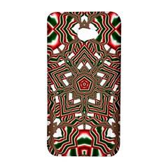Christmas Kaleidoscope HTC Butterfly S/HTC 9060 Hardshell Case