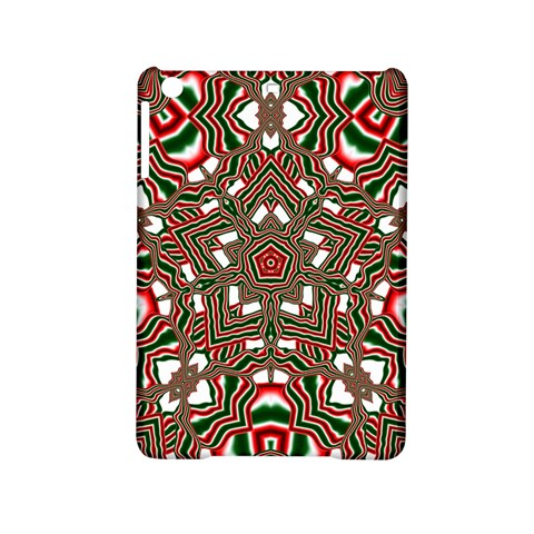 Christmas Kaleidoscope iPad Mini 2 Hardshell Cases