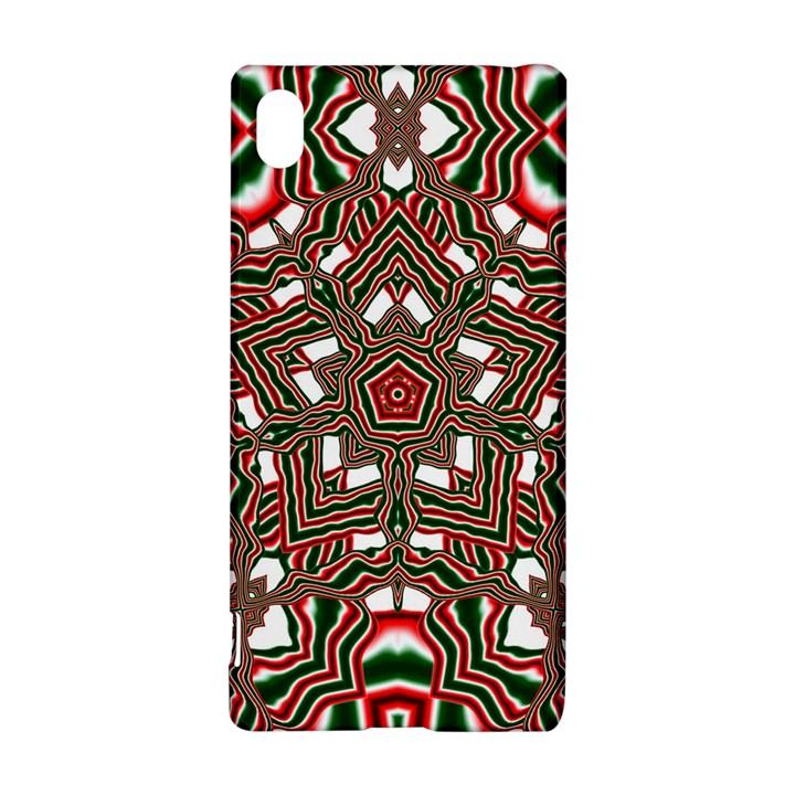 Christmas Kaleidoscope Sony Xperia Z3+