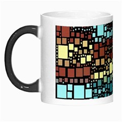 Block On Block, Aqua Morph Mugs