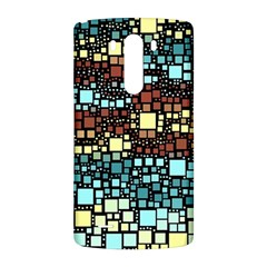 Block On Block, Aqua LG G3 Back Case