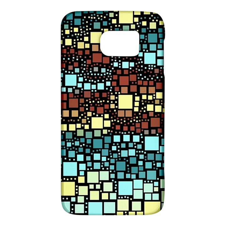 Block On Block, Aqua Galaxy S6