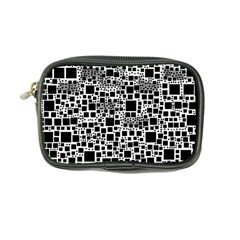 Block On Block, B&w Coin Purse