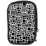 Block On Block, B&w Compact Camera Cases Front