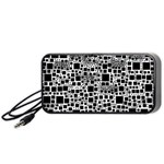 Block On Block, B&w Portable Speaker (Black)  Front