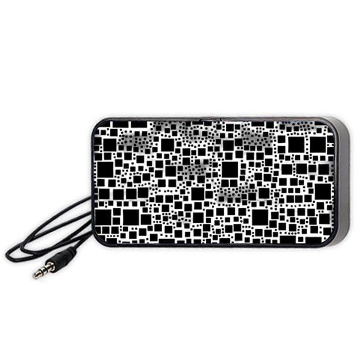 Block On Block, B&w Portable Speaker (Black)