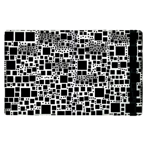 Block On Block, B&w Apple iPad 2 Flip Case