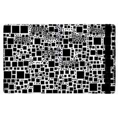 Block On Block, B&w Apple iPad 3/4 Flip Case