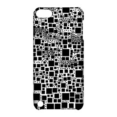 Block On Block, B&w Apple iPod Touch 5 Hardshell Case with Stand
