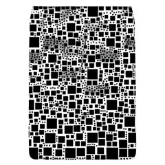 Block On Block, B&w Flap Covers (l)