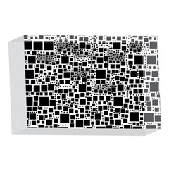 Block On Block, B&w 4 x 6  Acrylic Photo Blocks