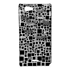 Block On Block, B&w Sony Xperia J