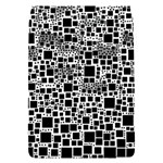 Block On Block, B&w Flap Covers (S)  Front