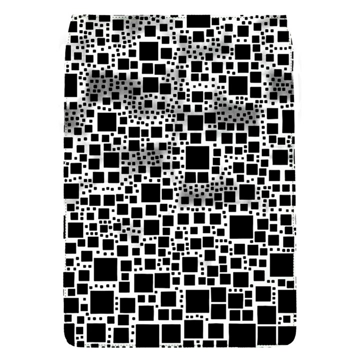 Block On Block, B&w Flap Covers (S)