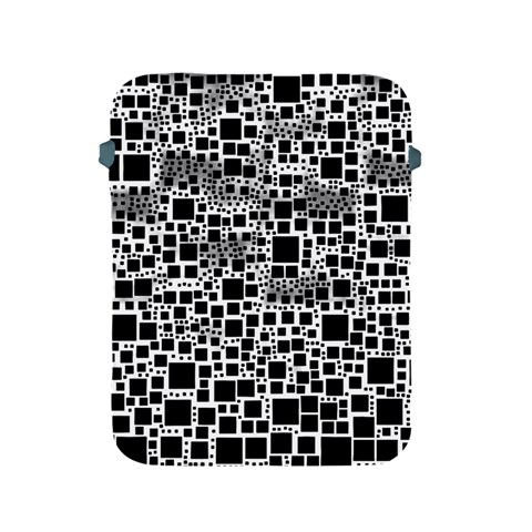 Block On Block, B&w Apple iPad 2/3/4 Protective Soft Cases