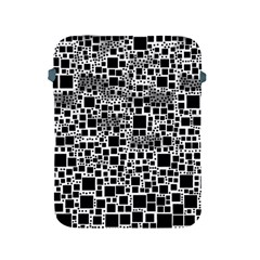 Block On Block, B&w Apple iPad 2/3/4 Protective Soft Cases