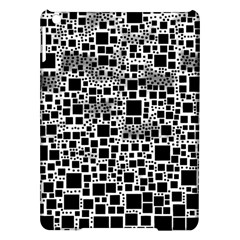 Block On Block, B&w iPad Air Hardshell Cases