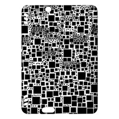 Block On Block, B&w Kindle Fire HDX Hardshell Case
