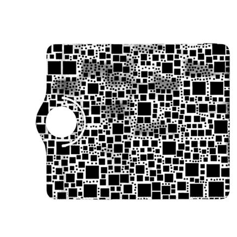 Block On Block, B&w Kindle Fire HDX 8.9  Flip 360 Case