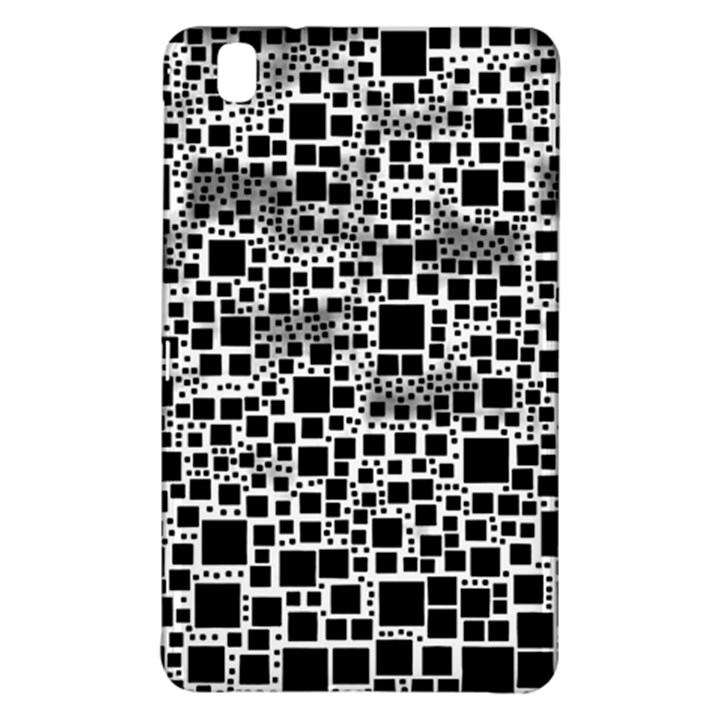 Block On Block, B&w Samsung Galaxy Tab Pro 8.4 Hardshell Case