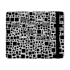 Block On Block, B&w Samsung Galaxy Tab Pro 8 4  Flip Case
