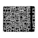 Block On Block, B&w Samsung Galaxy Tab Pro 8.4  Flip Case Front