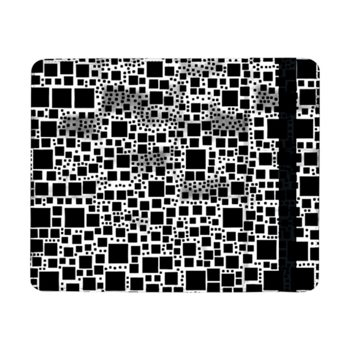 Block On Block, B&w Samsung Galaxy Tab Pro 8.4  Flip Case