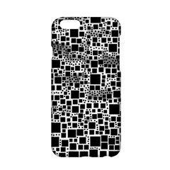 Block On Block, B&w Apple iPhone 6/6S Hardshell Case