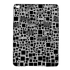 Block On Block, B&w iPad Air 2 Hardshell Cases